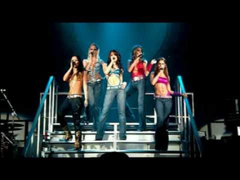 Girls Aloud - The Show WWTNS Tour 2005