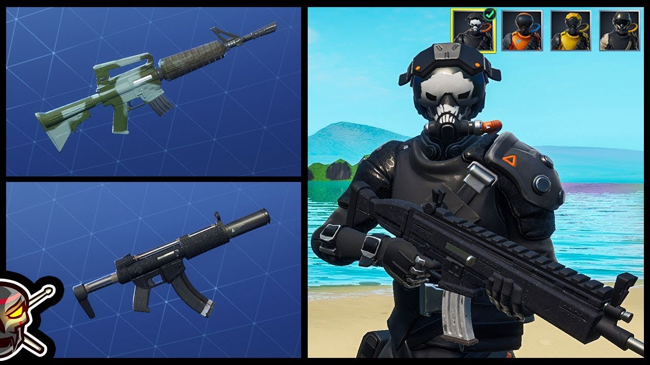 Before You Buy The *NEW* Supersonic, Dogfight and Stealth Black Items in Fortnite!