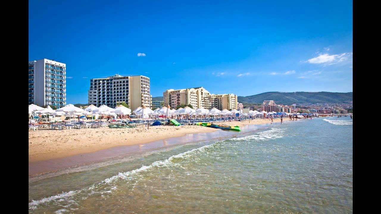 Hotel Europa In Sonnenstrand Sueden Burgas Bulgarien