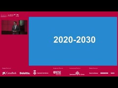 Reinventa't 2019 Girona | Benvinguda, amb Jaume Masana (Tribuna de Girona)