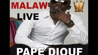 PAPE DIOUF- Malaw (Live)- feat Baye Babou Exclusivité