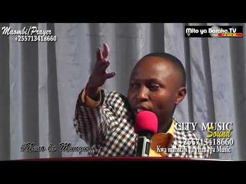 Mhubuli kijana kutoka Congo alivyohubili na kuwagusa Wengi MITO YA BARAKA CHURCH