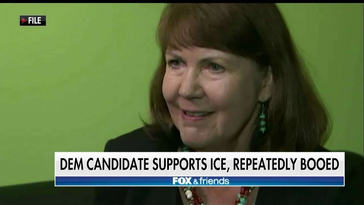 Democratic Candidate Supporting Ice Booed At Primary Debate In Arizona