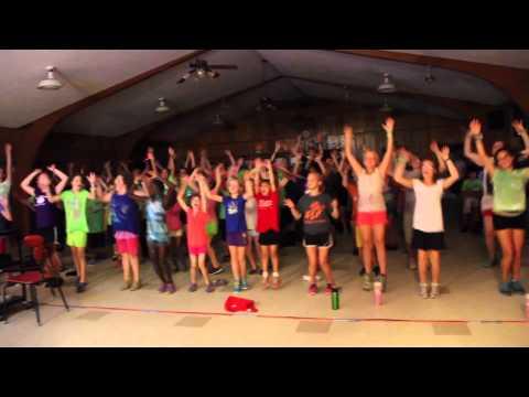 2015 Camp Wyoming Summer Camp Promo
