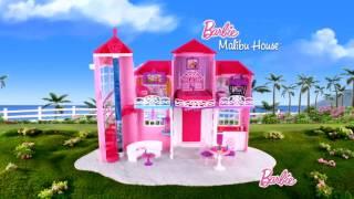 Barbie Malibu House