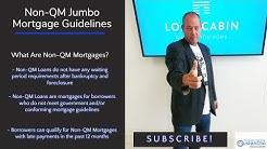 Non-QM Jumbo Mortgage Minimum Credit Scores Requirements