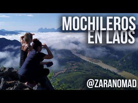 LAOS DOCUMENTAL MOCHILEROS | ZARANOMAD