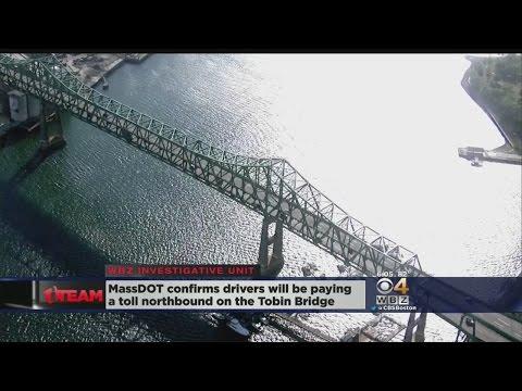 I-Team: Drivers To Pay Northbound Toll On Tobin Bridge