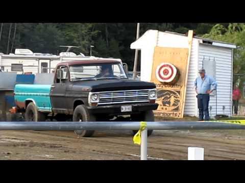 oxford fair truck pulls 69 f250