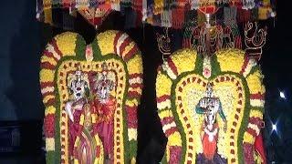 SRISAILAM LO DASARA MAHOSTHAVALU MAYURI VAHANA SEVA - PARTE 2 | Mallikarjuna Swamy