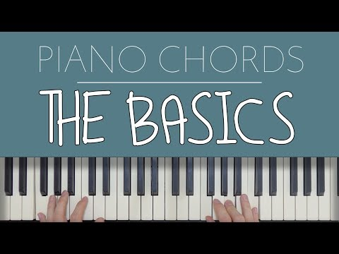 Piano Chords: The