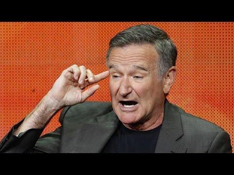 Robin Williams, Addiction + Depression