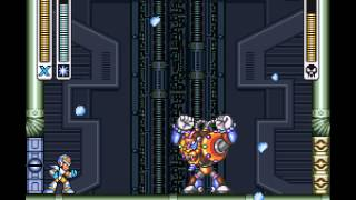 Mega Man X - Sigma Stage 3 - User video
