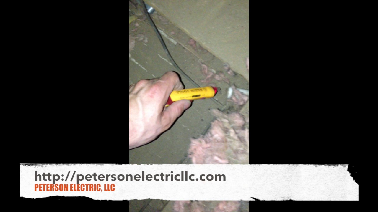 medium resolution of 1908 home with different types of wiring flicker power is occurring