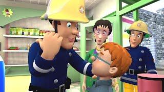 Strażak Sam |  Norman się kłóci! Bajki dla dzieci