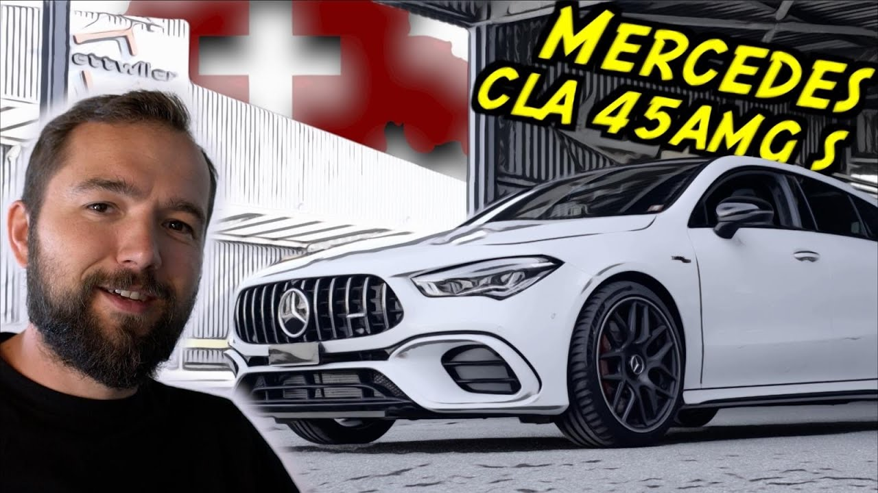 Mercedes CLA 45 AMG S 5XX PS