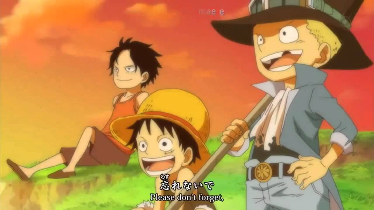 one piece opening 14 HD
