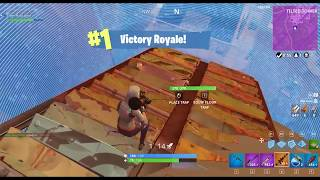 Fortnite - Victory Nº40 (solo mode)
