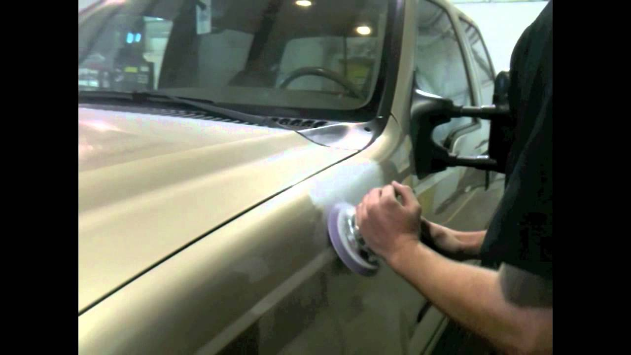 How to putty the car 99