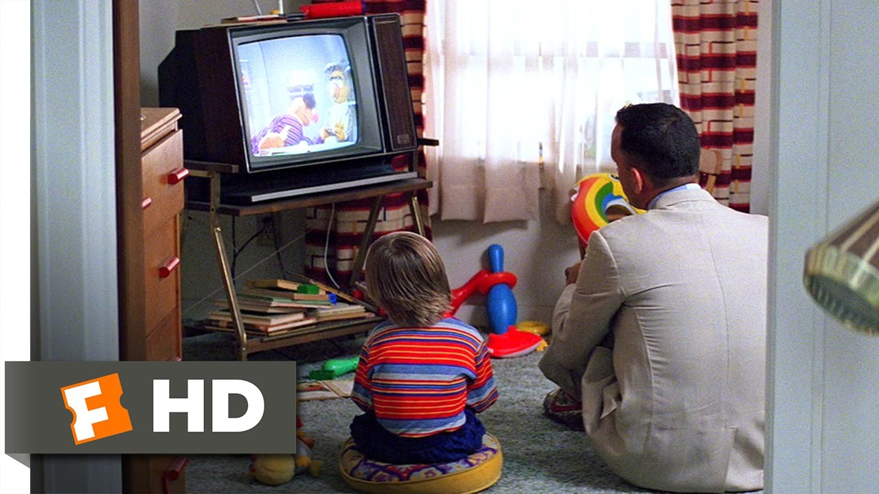Forrest Gump (9/9) Movie CLIP - His Name is Forrest (1994
