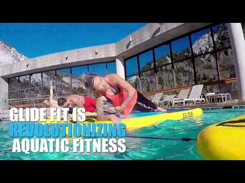 The leaders in floating fitness - GlideFIt Aquatic Based Stability Training