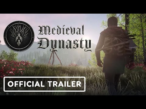 Medieval Dynasty - Official Update Trailer | Summer of Gaming 2021