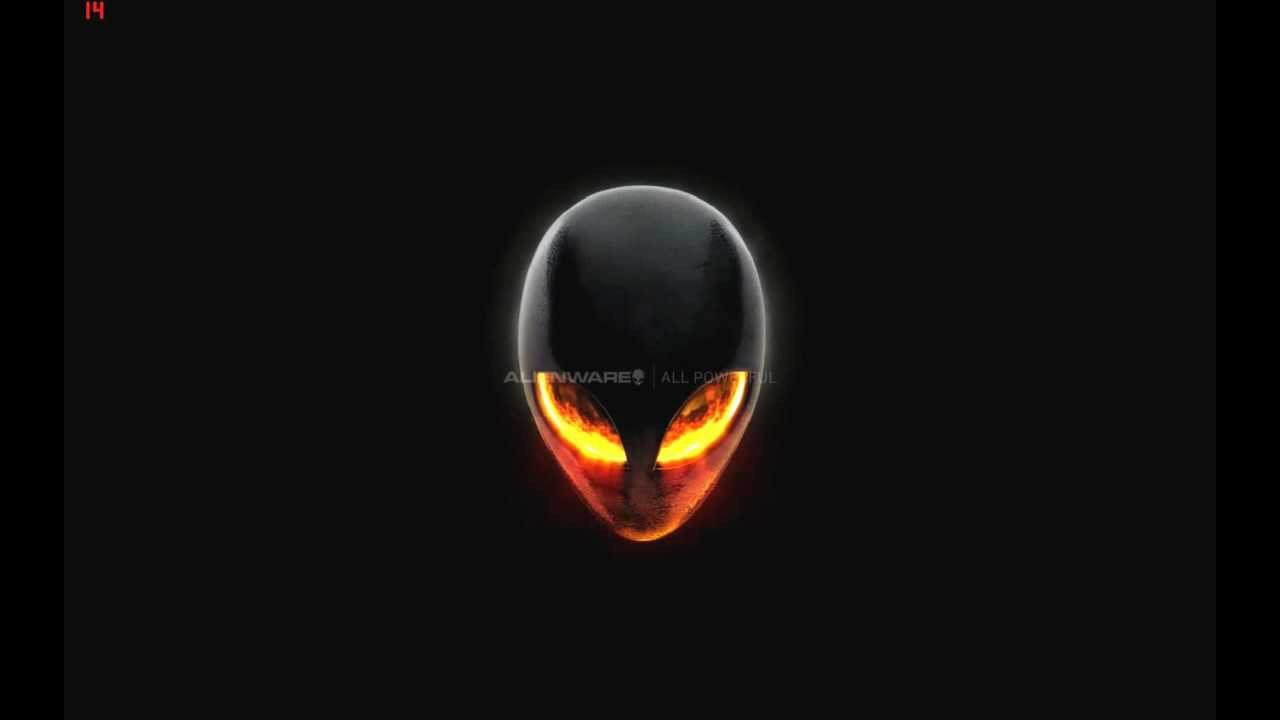 Alienware Screensaver Windows 7 64