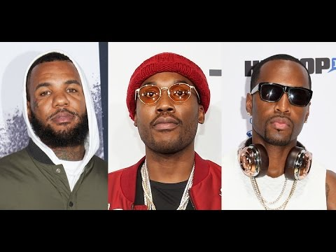 The Game and Safaree tell Meek Mill: Before You Fight Drake... Fight Us First....