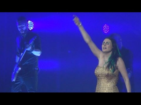 Within Temptation  Mother Earth  Live Paris Le Zénith 2014