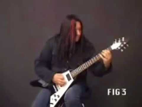 Eric Peterson Testament guitar lesson