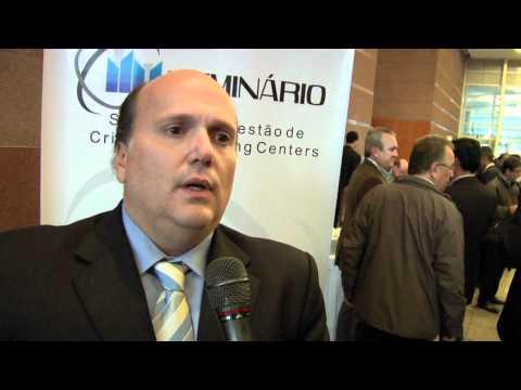 Ricardo Visco, diretor regional da Aliansce Shopping Centers - SEMINÁRIO DE SEGURANÇA 2011