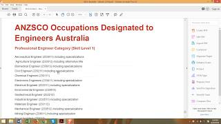 Telecommunication Engineer Sample CDR for Engineers Australia for immigration to Australia Part 1/2