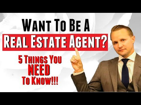 5 Things To Know Before Getting Your Real Estate Licence