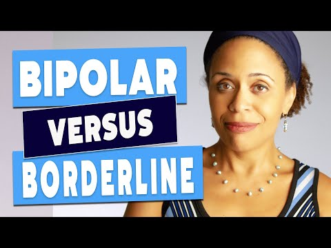 Bipolar vs Borderline Personality Disorder – How to tell the difference