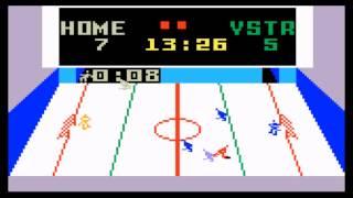 Slap Shot: Super Pro Hockey for the Mattel Intellivision