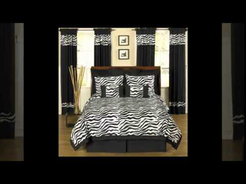 Zebra Decorations For A Bedroom