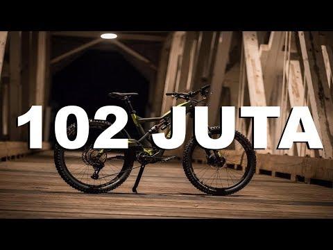 Sepeda Downhill & Trail Pabrikan Polygon Terbaik | Sepeda 102 Juta