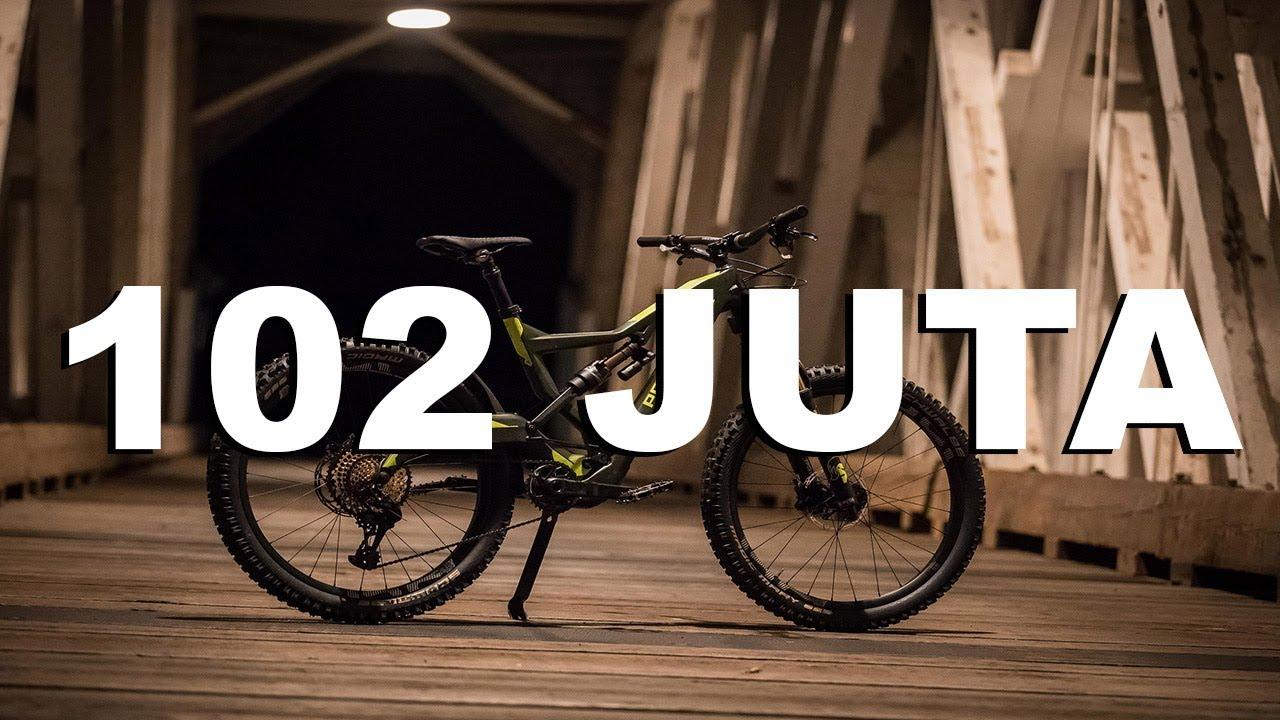Sepeda Downhill & Trail Pabrikan Polygon Terbaik | Sepeda