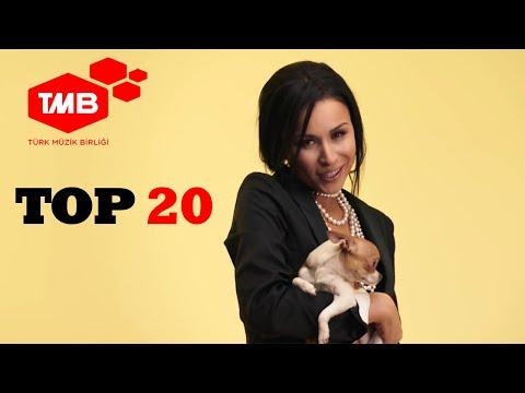 TMB TV TOP 20 Listesi Haziran 2018 - Türk Müzik Birliği Listesi