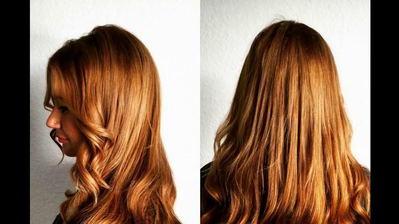 Haarfarbe in test