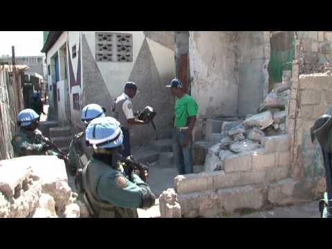 Cite Soleil UNPOL and PNH action