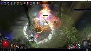 [POE][3.0] Inquisitor Elemental Blade Flurry  lvl.91 [Deathless]