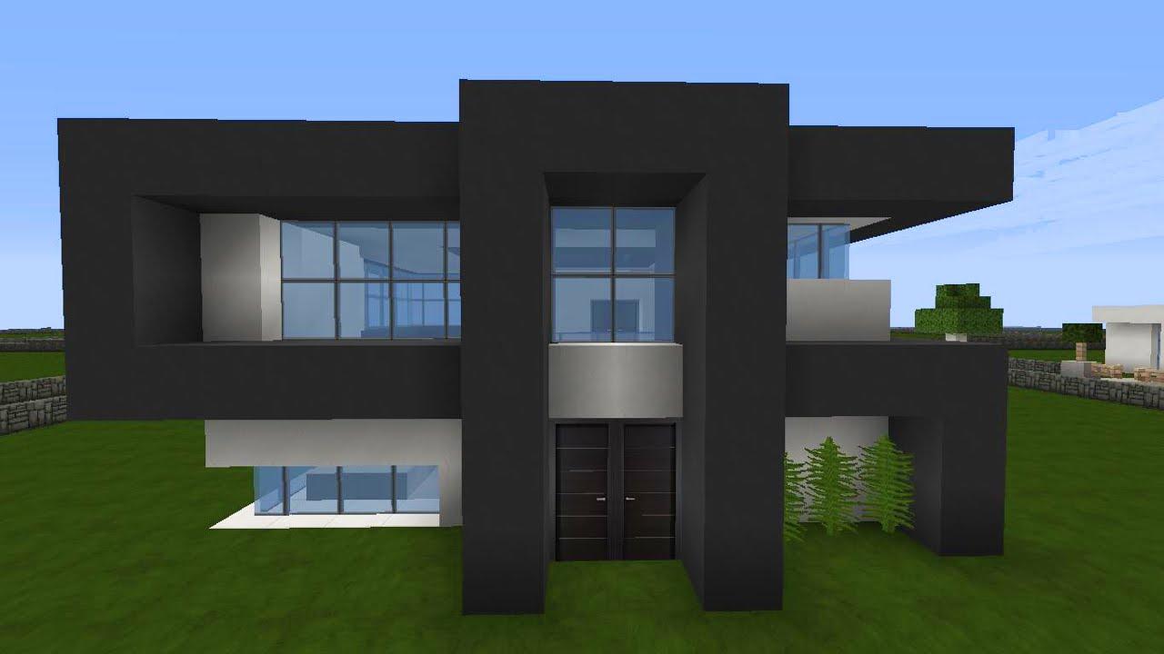 Minecraft Spielen Deutsch Minecraft Haus Bauen App Bild - Minecraft modernes haus aus holz