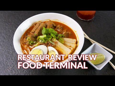 Restaurant Review - Food Terminal | Atlanta Eats