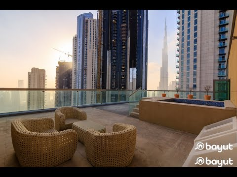 House of the Week: Beautiful 3-bed Penthouse Overlooking Burj Khalifa in Downtown Dubai