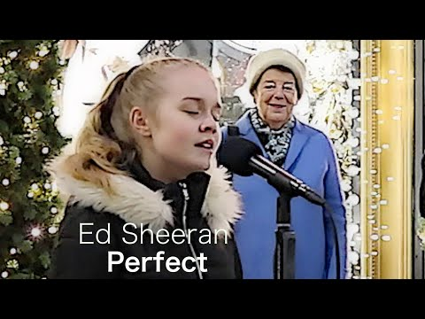 Perfect - Ed Sheeran (Mia Black & Phily Cover)