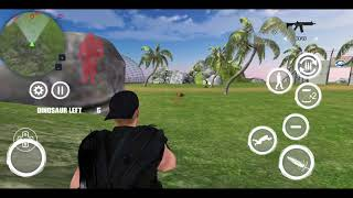 Dinosaurs World Jurassic Island : TPS Action Game - Android Gameplay HD