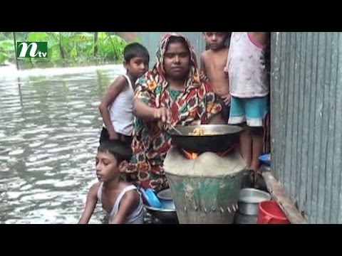Flood situation worsens in several places across Bangladesh | News & Current Affairs