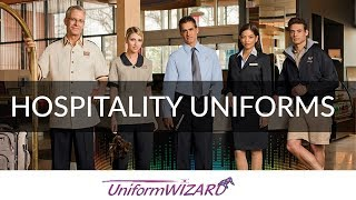 Hospitality Uniforms - Restaurant Hotel Casino Hospitality Uniforms