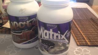 "Matrix 2.0 ""Syntrax"" Cookies & Cream"